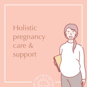 Holistic Pregnancy - Toowoomba